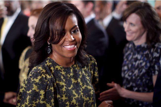 Michelle Obama le 24 novembre 2015.