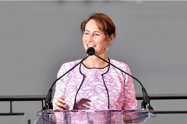 Ségolène Royal en Virginie le 10 juin dernier.