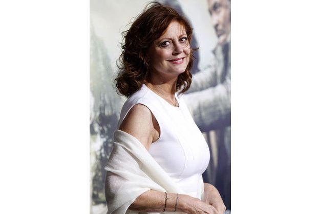 Susan Sarandon.
