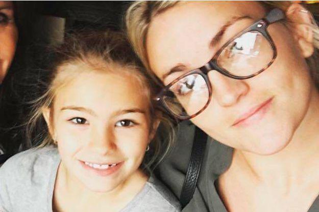Jamie Lynn Spears et sa fille Maddie Aldridge