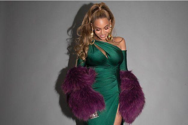 Beyoncé au show TIDAL.