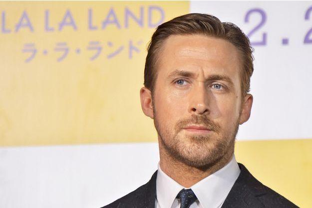 """Ryan Gosling à Tokyo pour la première japonaise de """"La La Land""""."""