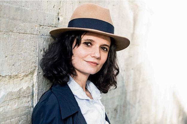 Salomé Lelouch a écrit et mis en scène le très subversif «Politiquement correct», actuellement au théâtre de La Pépinière, à Paris.