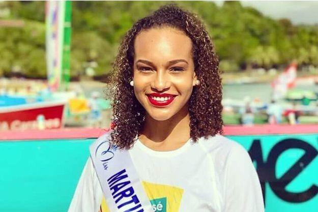 Jade Voltigeur, Miss Martinique 2017.