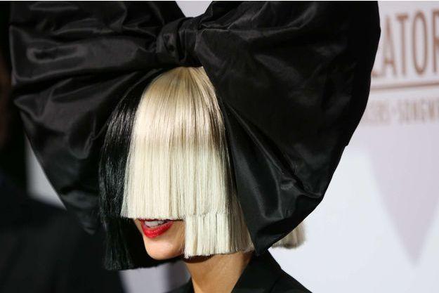 Sia en février 2016.