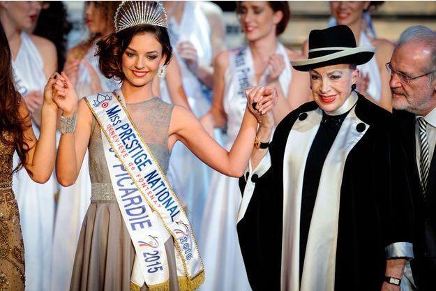 Emilie Secret, Miss Prestige national 2016.