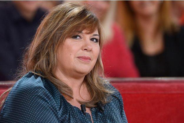 """L'émotion de Michèle Bernier sur le """"Divan"""" sur Fogiel"""