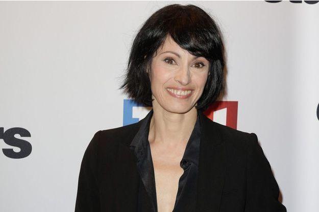 Marie-Claude Pietragalla lors du lancement de Danse avec les stars 4, le 10 septembre 2014