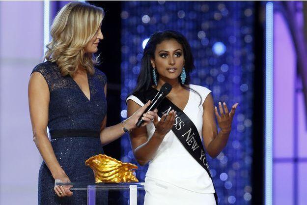 Nina, la nouvelle Miss America