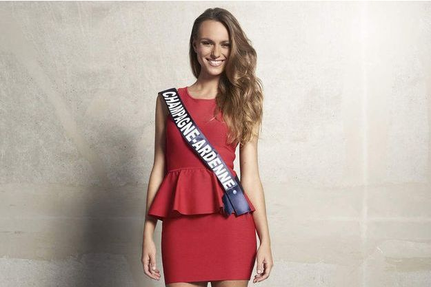 Miss Champagne-Ardenne 2015–Océane Pagenot