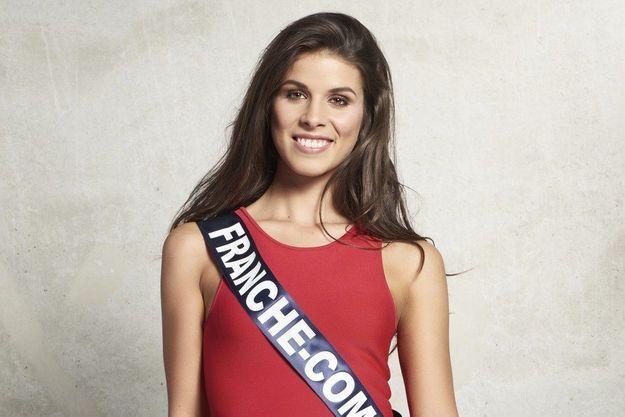Miss Franche-Comté - 2015 – Alizée Vannier