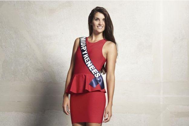 Miss Midi-Pyrénées 2015 – Emily Segouffin