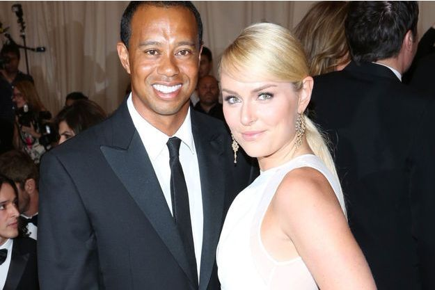 Lindsey Vonn et Tiger Woods, un couple glamour
