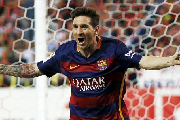Lionel Messi à Madrid le 12 septembre dernier.