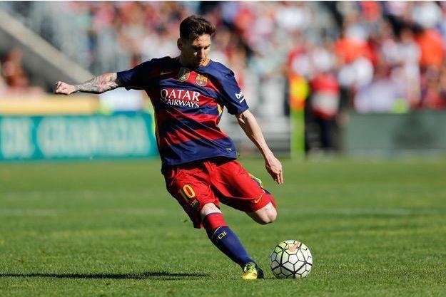 Lionel Messi débarque à Paris.