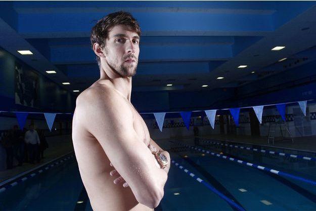 Michael Phelps en 2012
