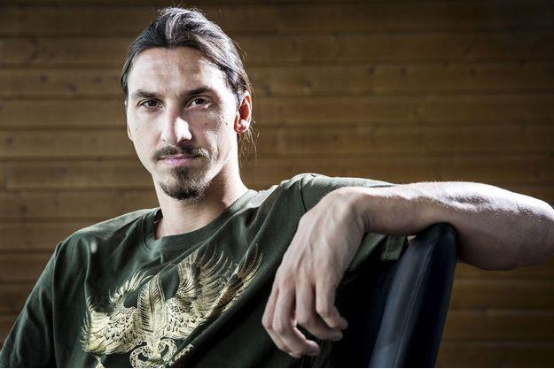 Zlatan Ibrahimovic. L'attaquant du PSG aimerait se consacrer davantage à sa famille.