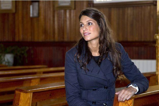 Laury Thillemand s'engage pour la planète.