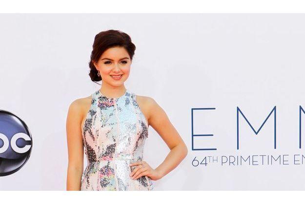 Ariel Winter lors des Emmy Awards en septembre dernier, une semaine avant le début du drame familial.