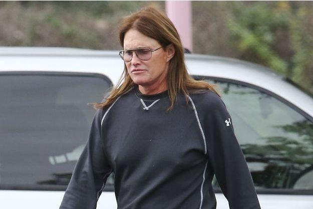 Bruce Jenner à Los Angeles le 28 janvier