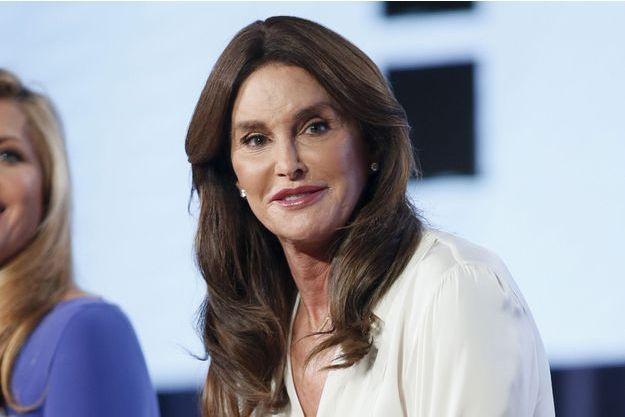 Caitlyn Jenner à Pasadena le 14 janvier 2016.