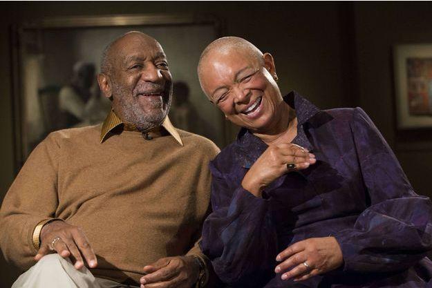 Bill et Camille Cosby lors d'un enregistrement télévisé à Washington le 6 novembre dernier