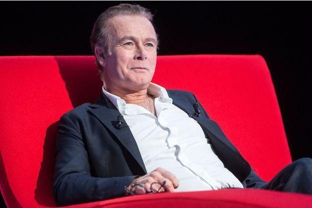 Franck Dubosc sur le divan de Marc-Olivier Fogiel.