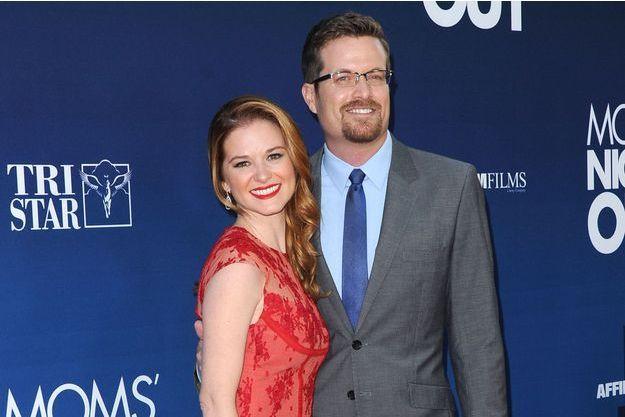 Sarah Drew et son mari Peter Lanfer ont accueilli leur deuxième enfant ce 3 décembre