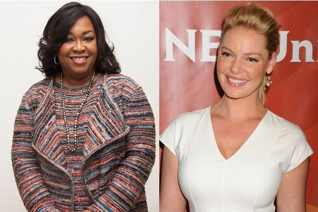 "La créatrice de ""Grey's Anatomy"", Shonda Rhimes, tacle son ancienne actrice, Katherine Heigl"