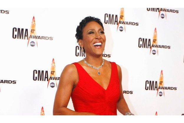 Robin Roberts aux Country Music Association Awards en 2009.