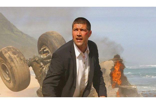 Matthew Fox dans le premier épisode de «Lost».