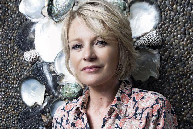 Sophie Davant publie «Ce que j'ai appris de moi» aux éditions Albin Michel.