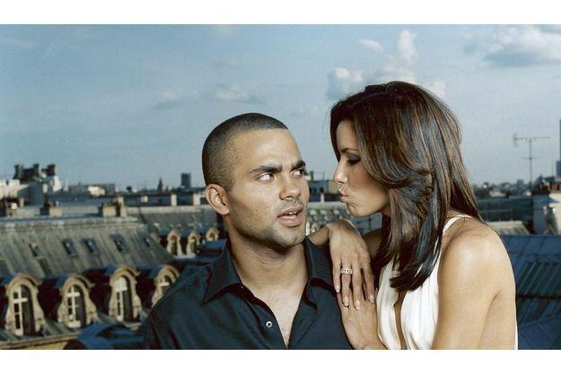 Je t'aime, moi non plus En 2005, pour Paris Match, Tony et Eva s'amusaient à jouer la discorde,  sur le balcon de leur hôtel, près de la place Vendôme. L'actrice clamait alors son amour pour le pays natal de son mari, et pour Paris, « so romantic ».