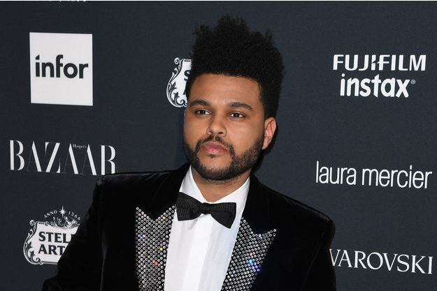 The Weeknd, le 8 septembre 2017 à New York.