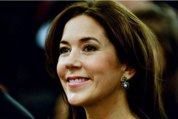 La princesse Mary de Danemark à Copenhague le 27 octobre 2014