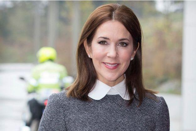 La princesse Mary de Danemark, le 5 novembre 2015
