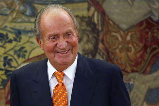 Juan Carlos d'Espagne.