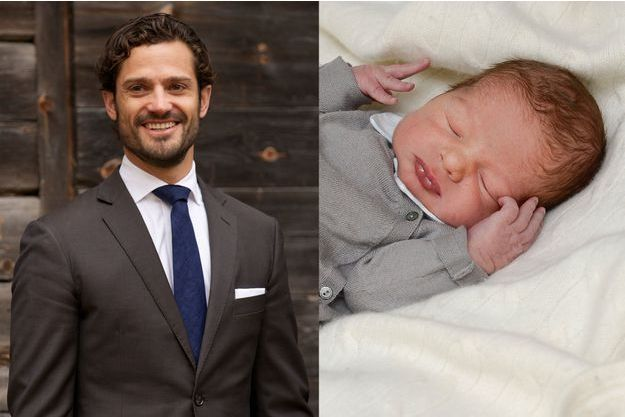 Le prince Carl Philip de Suède sera le parrain de son neveu le prince Nicolas, fils de la princesse Madeleine