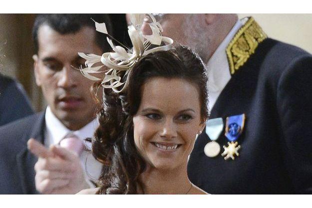 Sofia Hellqvist était la grande absente du repas de fiançailles de la princesse Madeleine.