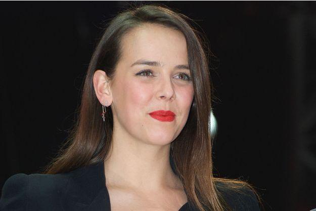 Pauline Ducruet à Monaco, le 21 janvier 2015