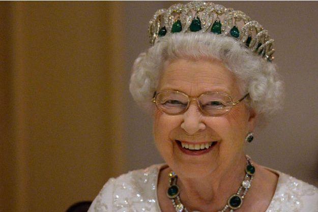 La reine Elizabeth II sur l'île de Malte, le 27 novembre 2015