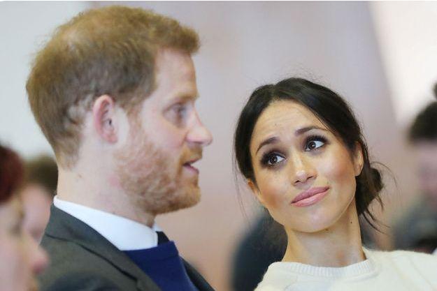 Meghan Markle et le prince Harry vont se marier le 19 mai prochain.