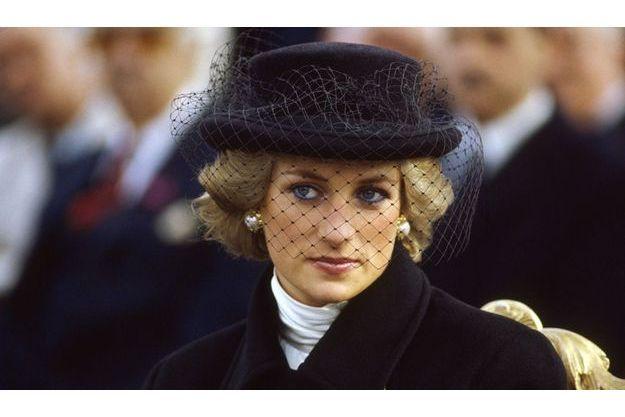 Le sourire d'ange de la princesse Diana.
