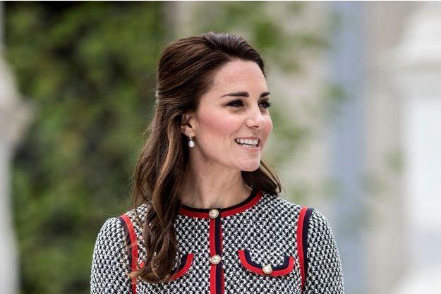 Kate Middleton avait déjà visité Victoria and Albert Museum en juin 2017.