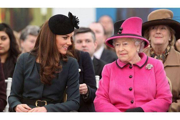 Première cérémonie en l'honneur du jubilé de  diamant d'Elizabeth II qui fête ses 60 ans de règne, ici à Leicester  le 8mars dernier.