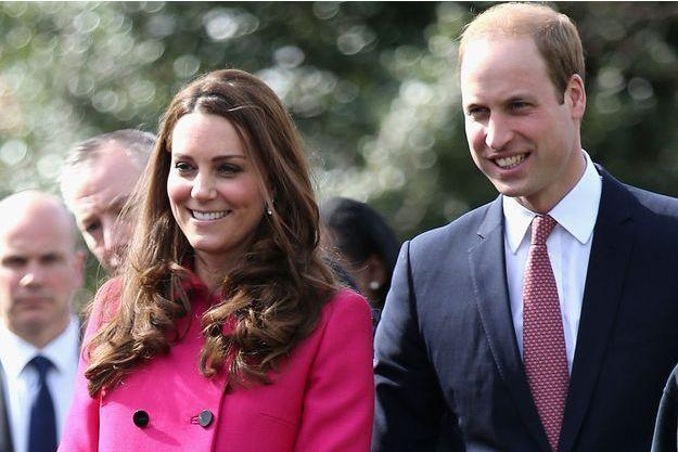 La duchesse de Cambridge, née Kate Middleton, est entrée à la maternité.