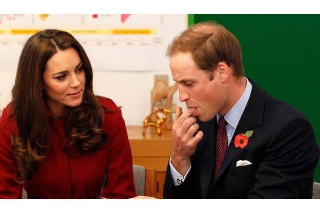 Kate et William à Copenhague.