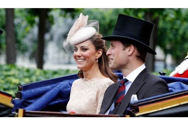 Les 5 juin dernier, lors des célébrations du jubilé de diamant de la reine à Londres