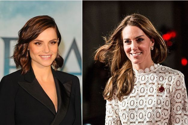 Charlotte Riley le 2 décembre 2015 – La duchesse de Cambridge, née Kate Middleton, le 3 novembre 2016