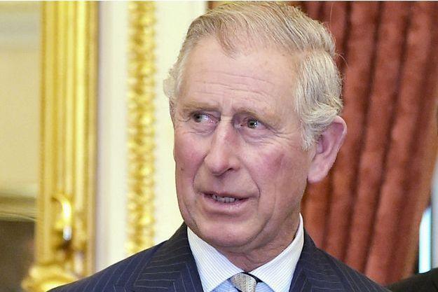 Le prince Charles à Washington, le 19 mars 2015